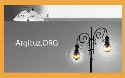 Presentación de la nueva web de Argituz