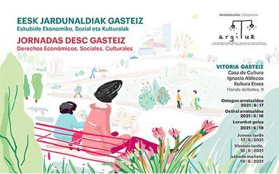 Jornadas DESC en Vitoria – Gasteiz